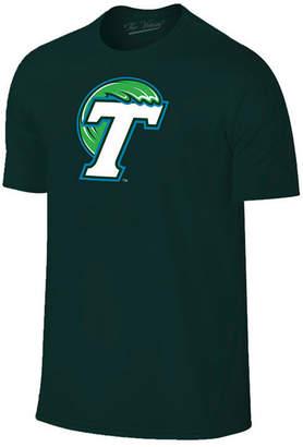 New Agenda Men's Tulane Green Wave Big Logo T-Shirt