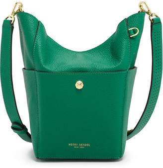 Henri Bendel Influencer Mini Hobo Bucket Bag