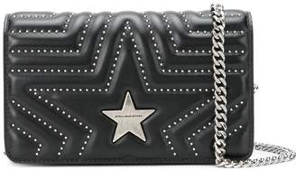 Stella McCartney star quilted shoulder bag