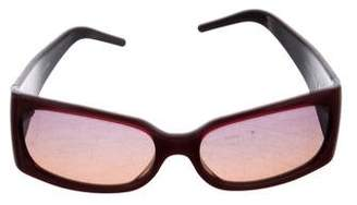 Fendi Square Tinted Sunglasses