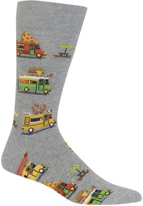 Hot Sox Men's Food Truck Socks