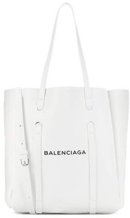 Balenciaga Leather shopper