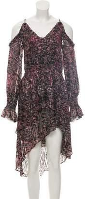 IRO Eloma Printed Dress