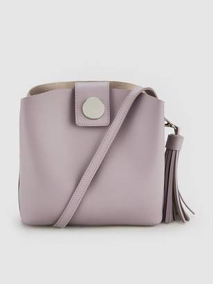 Very Petra Soft Crossbody With Tassel Clip - Lilac