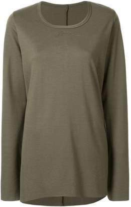 Zambesi Olive thermal top