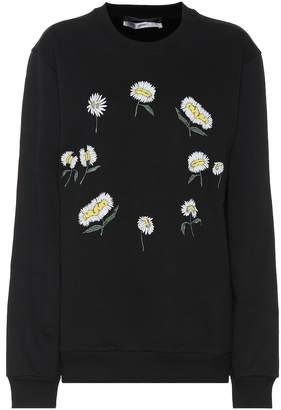 Alyx Daisy Ring cotton-blend sweatshirt