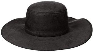 Collection XIIX Women's Faux Suede Bucket Hat $32 thestylecure.com