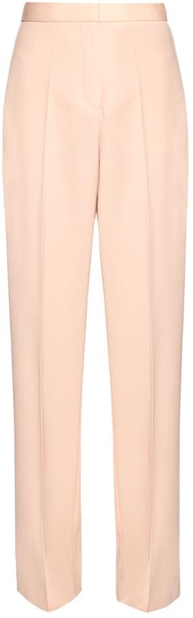 Stella McCartneySTELLA MCCARTNEY Elsmere wide-leg wool-twill trousers