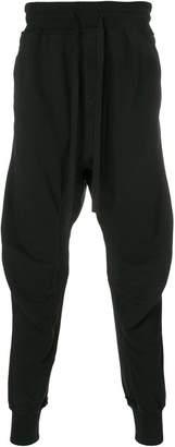 Haider Ackermann wide waistband lounge trousers