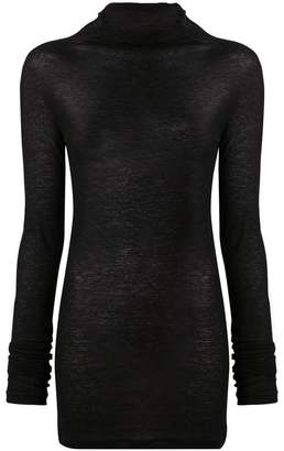 Isabel Benenato turtleneck jumper