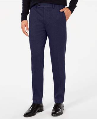Calvin Klein Men X-Fit Skinny Comfort Stretch Knit Dress Pants