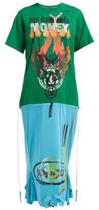 Couture Noki - Customised Street T Shirt Dress - Womens - Multi