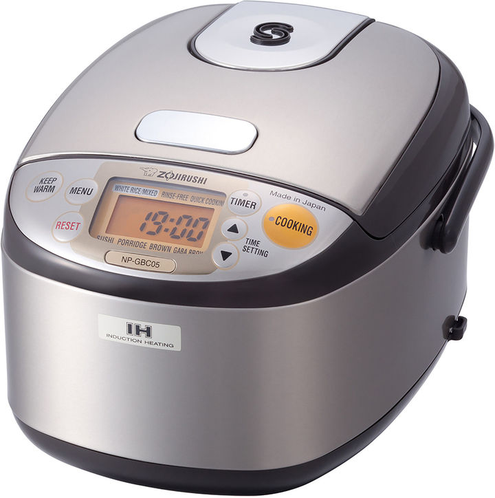 ZOJIRUSHI ZojirushiTM 3-Cup Induction Heating System Rice Cooker and Warmer