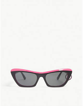 Acne Studios Azalt cat-eye sunglasses