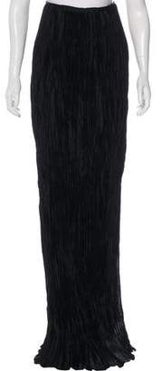 Elizabeth and James Ruched Maxi Skirt