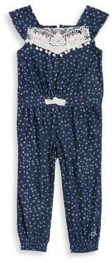 Calvin Klein Jeans Baby Girl's Printed Romper