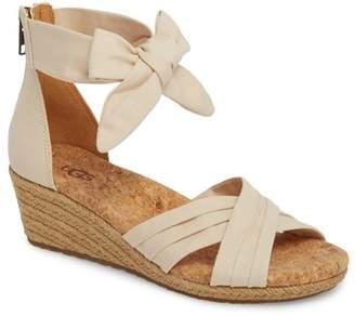 UGG Traci Espadrille Wedge Sandal