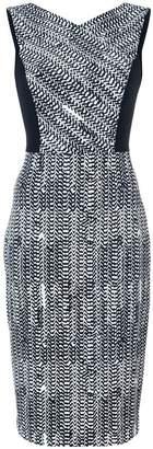 Jason Wu sleeveless fitted dress