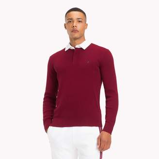 Tommy Hilfiger Lewis Hamilton Long Sleeve Polo Shirt