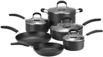 JCPenney Cooks 10-pc. Classic Hard-Anodized Nonstick Cookware Set