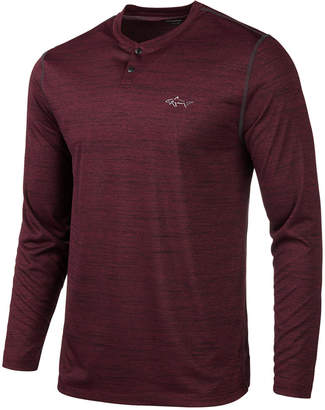 Greg Norman Attack Life by Men Performance Henley