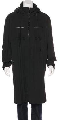 Damir Doma Hooded Parka Coat