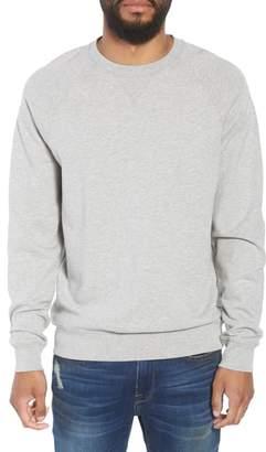 Frame PC Raglan Slim Fit Cotton Crewneck Sweatshirt