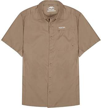 Pacific Trail Men's Short Sleeve Performance Shirt