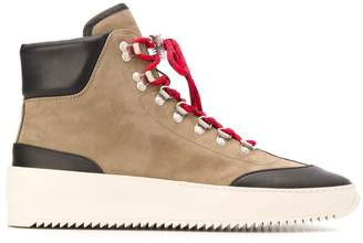 Fear Of God lace-up ankle boots