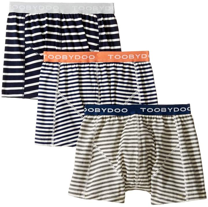 Multi Stripe Underwear 3-Pack Boy's Underwear