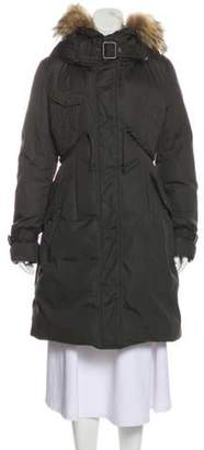 Moncler Hooded Down Jacket Hooded Down Jacket
