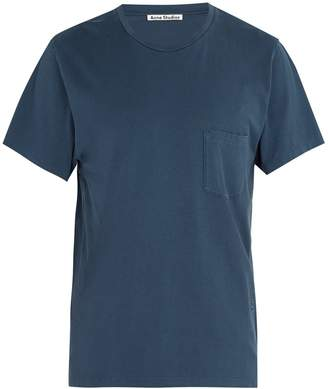 Acne Studios Crew-neck cotton T-shirt