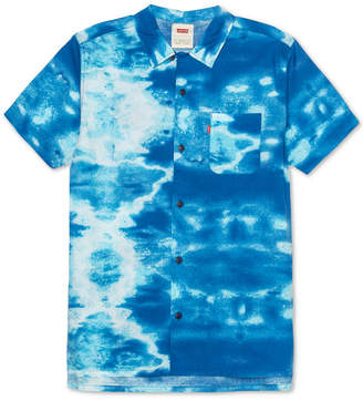 Levi's Men Sky Dyed Shirt