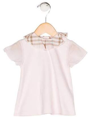 Burberry Girls' Knit Top