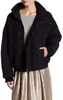 Free People Slouchy Puffer Coat
