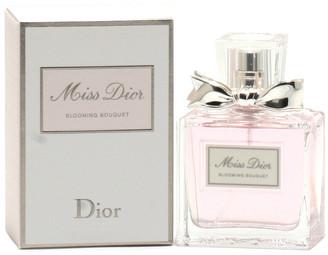 Christian Dior Women's 1.7Oz Miss Blooming Bouquet Eau De Toilette Spray