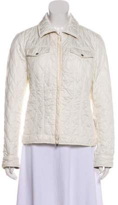 Moncler Quilted Lightweight Jacket Quilted Lightweight Jacket