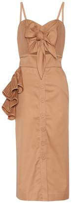 Johanna Ortiz Soledad cotton dress