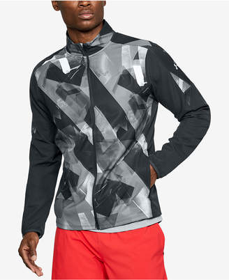 Men's Storm Out and Back Printed Jacket