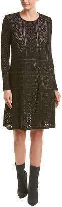 BCBGMAXAZRIA Lace Shift Dress