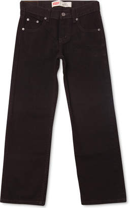 Levi's 550 Relaxed Fit Jeans, Big Boys Husky