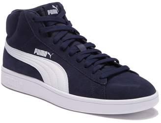 new concept bacc5 b193f Puma Smash V2 Mid-Top Sneaker