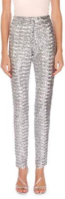 Isabel Marant Sequined Skinny Leg Pants