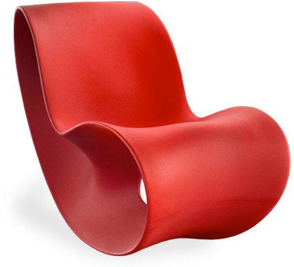 Magis voido rocking chair