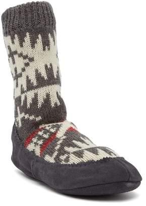 Pendleton Spider Rock Homestead Slipper Socks