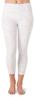 Spanx R) Crop Jean-ish Leggings