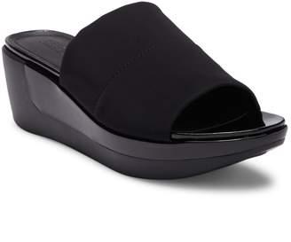 Kenneth Cole Reaction Pepea Slide Platform Wedge Sandal