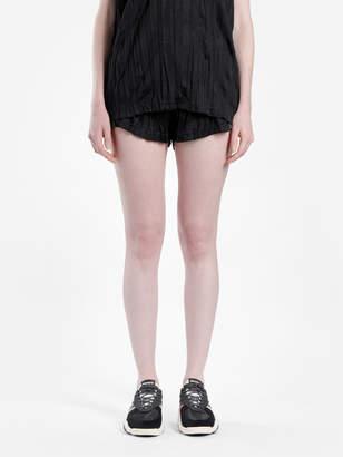 Alexander Wang Adidas By ADIDAS BY BLACK SHORTS