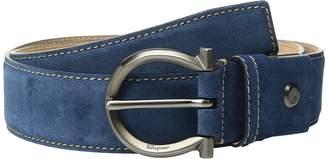 Salvatore Ferragamo Adjustable Belt - 679770 Men's Belts
