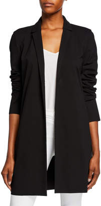 Lafayette 148 New York Labelle Mid-Length Jacket